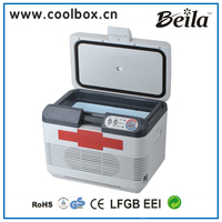 Big plastic container/ 15L portable camping use cooler box
