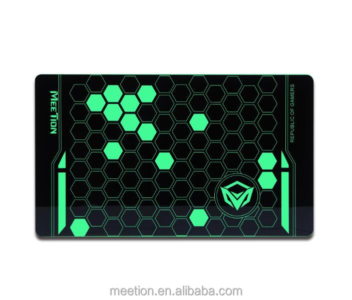 Hot sale and high quality promotional custom backlit gaming mouse pad
