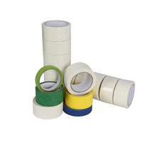 Rubber Glue White Masking tape,colored masking tape manufacturer