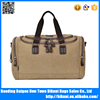 Wholesale duffel bag canvas travel duffel bag with high quality