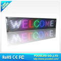 Full Color indoor LED scrolling display