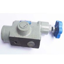 Low Noise Pilot Operated Relief Valve