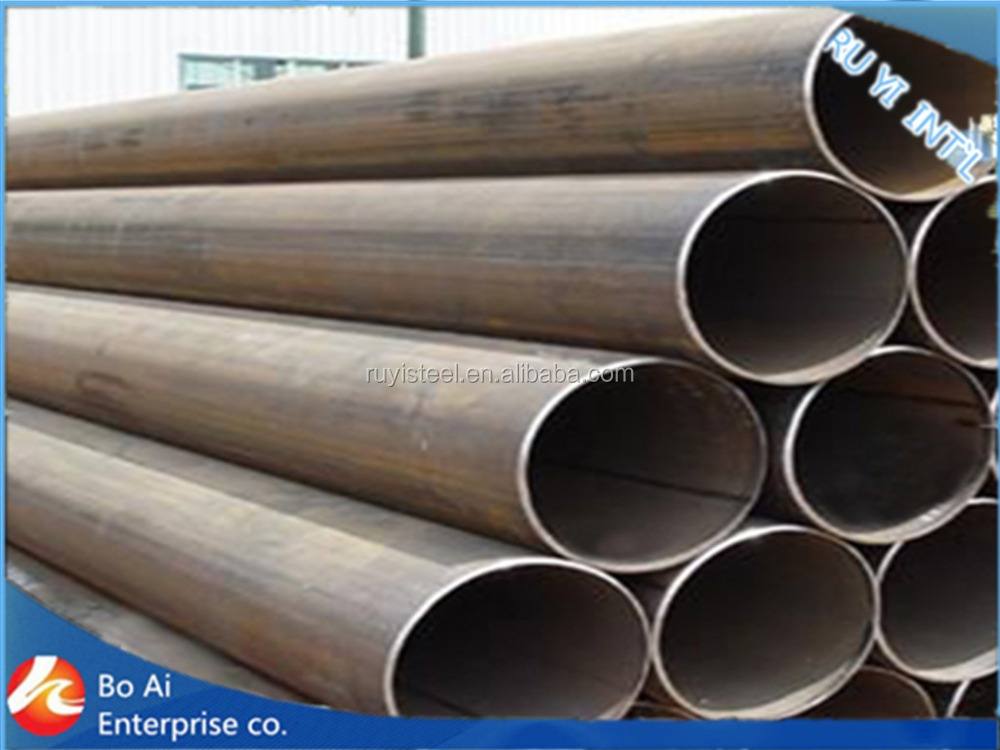 hot sale API 5L for oil transportation of ERW steel pipe