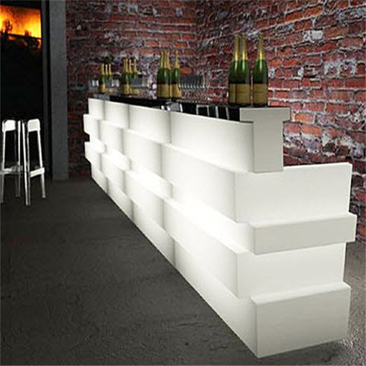 Corians Restaurant Bar Furniture Counter Design In Commercial For Sale