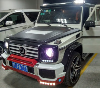 W463 G55 G500 G63 G65 body kit for brabus