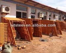 formwork system&accessory frame pin steel window frame concrete metal formwork