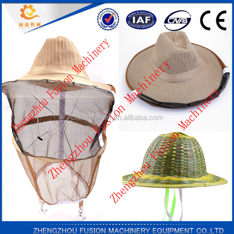 Beekeeper clothes supply anti bee hat /beekeeper hat can be fold
