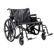 Bariatric Wheelchair steel double reinforcing ribs wheelchair