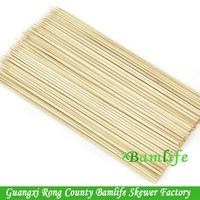 Mao straight bamboo barbecue skewer sticks