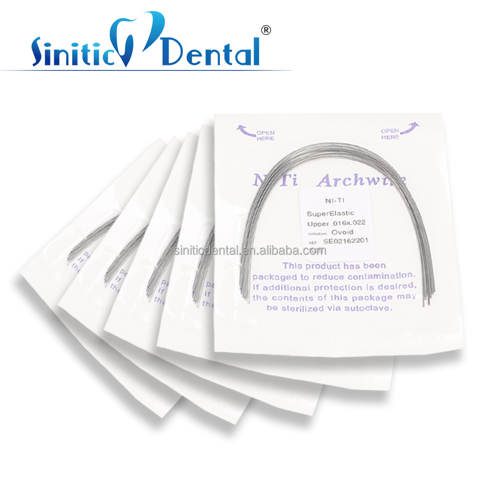 Sinitic Dental orthodont instrument dentaire treatment stainless steel weld wire for dentist