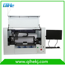 Low Cost 4 heads mini p&p machine pcb assembly line machine