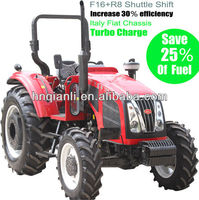 100hp hot selling 4 wheel drive farm changfa tractor
