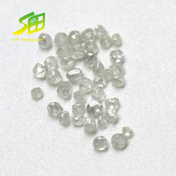 factory price CVD diamond rough materials for gemstones