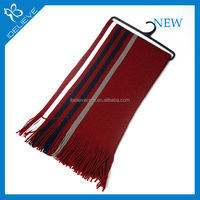 2015 wholesale fashion men hand knitting scarf