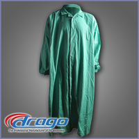 Drago customized cotton/polyester hospital clothing patient gown