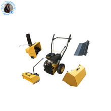 Wholesale 11hp/7.1kw/337cc snow thrower 6.5hp loncin snow thrower