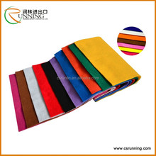 color non woven washable wool felt product