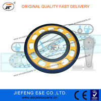Escalator Friction Pulley 587*30mm Friction Wheel