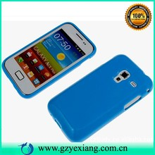 new silicon case for samsung galaxy ace plus s7500 cover case