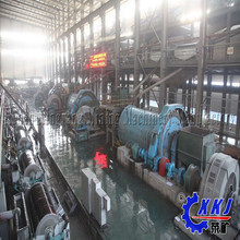 ball mill for grinding iron ore used in beneficiation production line