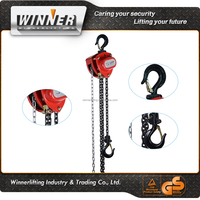 Manual Work small size hand chain hoist