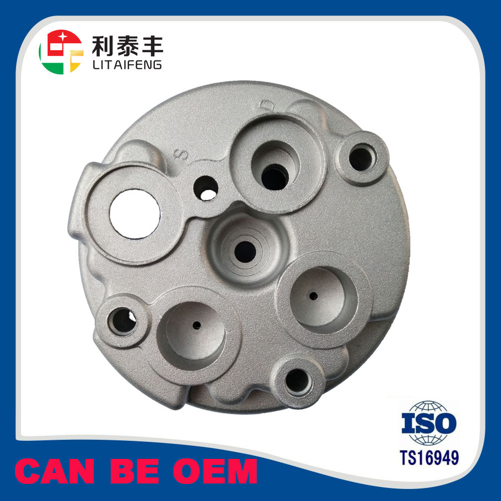 High Precision Custom Aluminum Die Casting Auto Parts And Motorcycle Parts