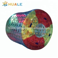 High quality inflatable aqua roller ball,inflatable water roller ball