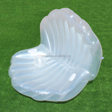 Hot-selling inflatable float,seashell pool float