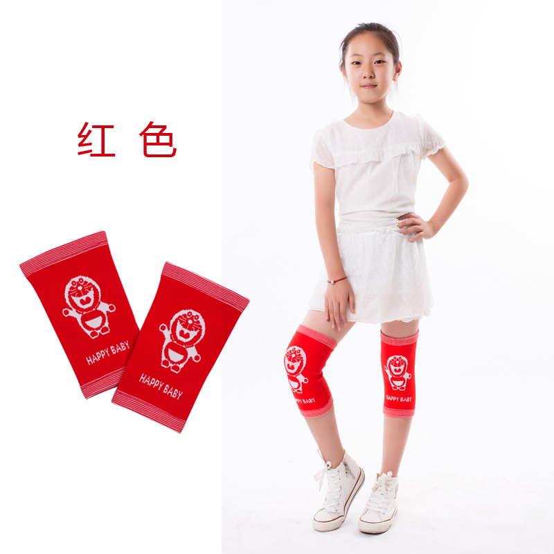 Custom rubber knee pad support children for sale