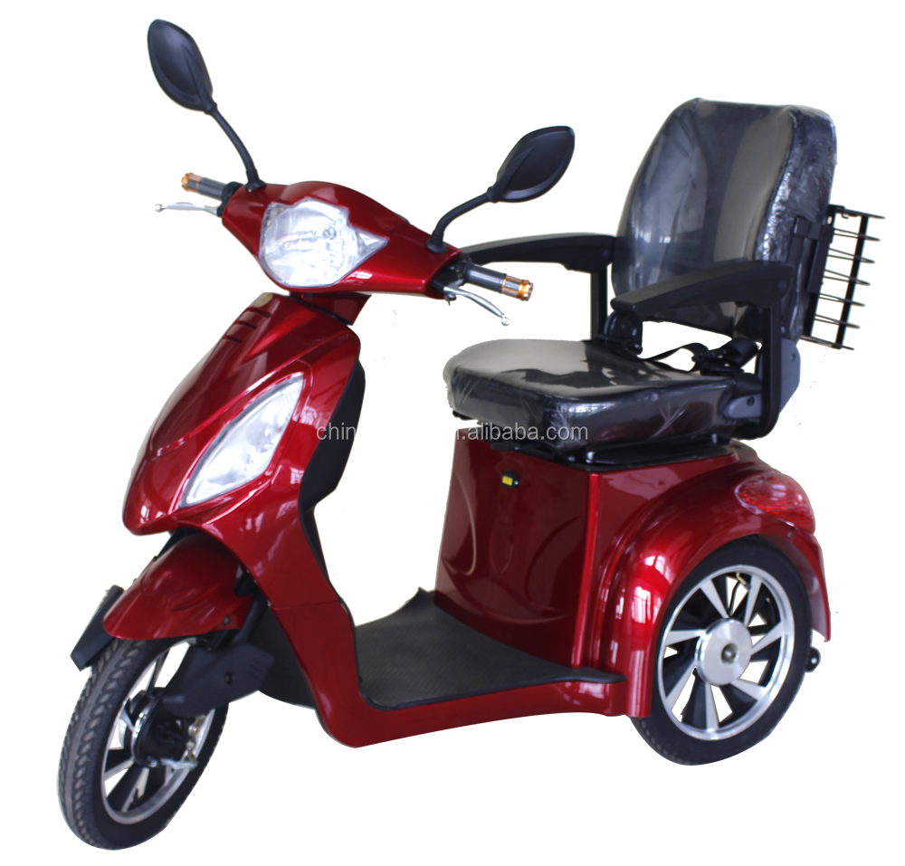 Modern 3 wheel electric mobility scooter for adults buy for Motorized scooters for adults