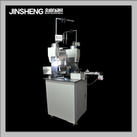 crimping usage JS-4000 auto cable knife 2 heads terminal crimping machine manufactures