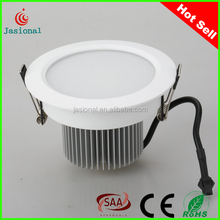 230v day light dimmable 15 watt led down light for bedroom
