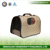 BSCI QQ Factory Fashion Dog Bicycle Carrying Bags Lovable Pet Carrier Cage