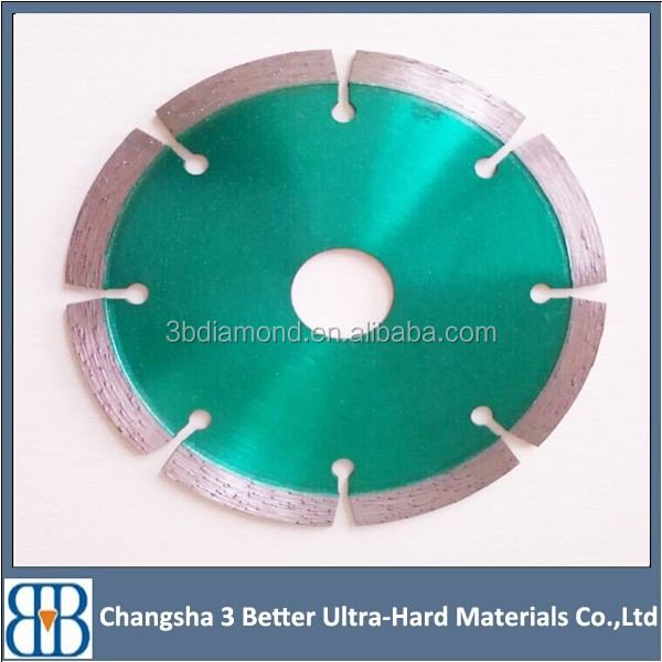 normal size diamond hardness circular saw blade well used for concrete