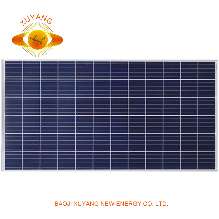 High performance 315W poly solar panel low price panels module