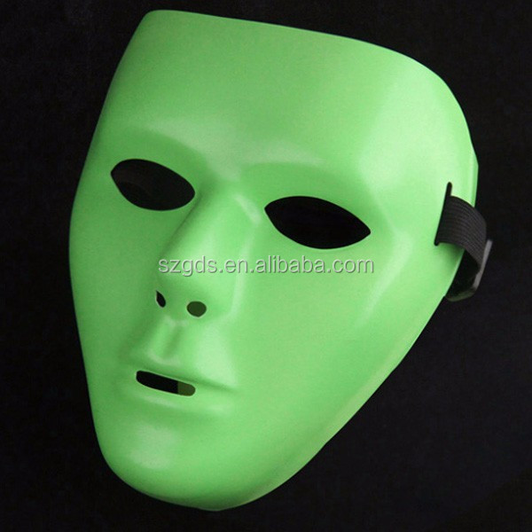PVC Mask Jabbawockeez Hip-hop Street Dancing Mask for Man and women