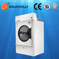 15kg-150kg automatic commercial industrial textile stack laundry dryers
