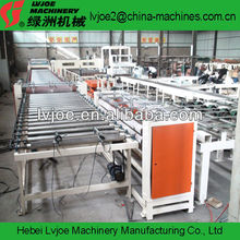 2 Million SQM Capacity PVC Laminated Gypsum Ceiling Tile Production Machine