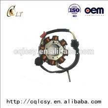 Motorcycle spare parts stator coil