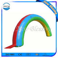 Outdoor Entertainment Inflatable Entrance Arch Arch
