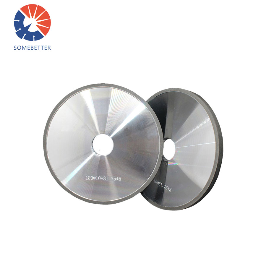 D75*t7*w6*h10, <strong>C100</strong>,800# <strong>China</strong> 1a1 Resin Bond Or Cbn Carbide Diamond Grinding Wheel For Agate
