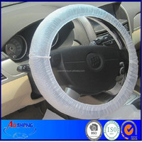 PE Plastic disposable steering wheel cover