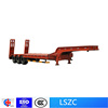 3 Axles Low Bed Trailer