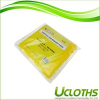 Eco friendly nonwoven needle-punched germany cleaning cloth