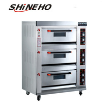 free standing electric oven/equipment for bakery used/french bakery names