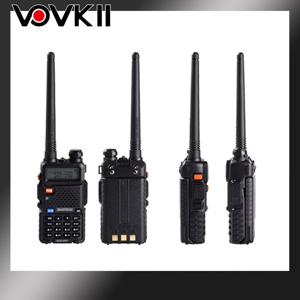New design wireless tour guide system UV-5R