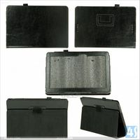 Flip Crazy Horse Leather Case with Stylus Holder for Asus Transformer Book T100--P-T100CASE002
