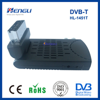 hot sale mpeg-4 tv tuner box mpeg4 h264 scart dvb-t digital tv receiver multi tuner tv receiver