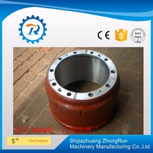 High performance material used for brake drum