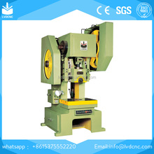 single crank press machine,punch press machine,hand operated power press